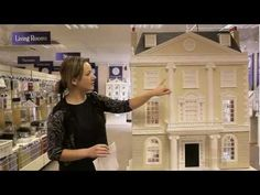 Here at The Dolls House Emporium we've been asked to create a wonderfully luxurious version of our flagship house, Grosvenor Hall. It will form part of Harrods' new Toy Kingdom on the third floor of the prestigious London store. We're filming the work we do on it day by day so that collectors and dolls' house builders like yourself can see the inspiration and creativity which goes into a project like this.