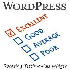 Testimonials Plugin for WordPress