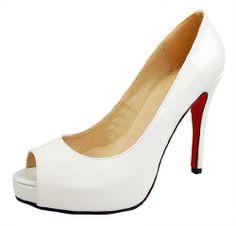 Honeystore Women's Open Toe Heels Sheepskin Pump White 6 B(M) US Honeystore,http://www.amazon.com/dp/B00F3ADSBU/ref=cm_sw_r_pi_dp_Yq-zsb1718J2YV9N