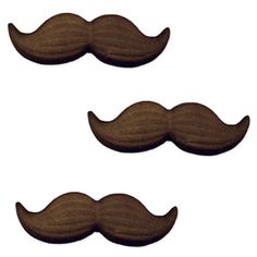 We mustache you a question! What do you think of the new mustache sugar layons at CK Products? Two-inches wide and come in a box of 90. Great for cupcakes, cakes, cookies and more!
