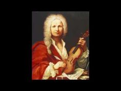 """Antonio Lucio Vivaldi March 1678 – 28 July nicknamed il Prete Rosso (""""The Red Priest"""") because of his red hair, was a Venetian Baroque composer, priest, and virtuoso violinist. His best known work is a series of violin concertos known as The Four Seasons. Baroque Composers, Classical Music Composers, Sebastian Bach, Vivaldi Winter, Vivaldi Spring, Antonio Lucio Vivaldi, M Anime, Music Humor, Four Seasons"""