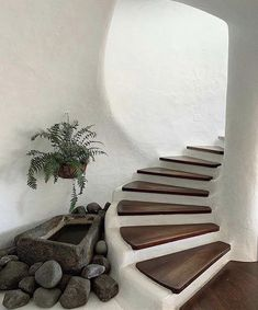 Dream Home Design, My Dream Home, Home Interior Design, Exterior Design, Interior Architecture, Interior And Exterior, Organic Architecture, Modern House Design, Earthship