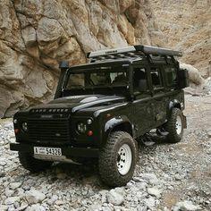 Land Rover Defender 110 Td4 Sw adventure prepared. Nice