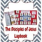The Disciples of Jesus Lapbook Freebie