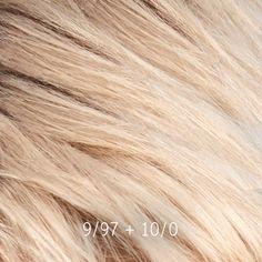 Wella Toner, Hair Toner, Silver Blonde Hair, Blonde Hair Looks, Hair Color Formulas, About Hair, Great Hair, Dyed Hair, Hair And Nails