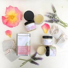 Yummy collection of Mommy Care products. LOVE25 for 25% off