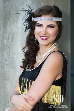 Great Gatsby Photoshoot   Stacey Dershem Photography