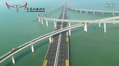 Podul de 2.3 miliarde de dolari care iti taie respiratia !