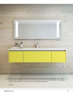 HTHs inspirationskatalog Bathroom Inspiration, Double Vanity, Mirror, Furniture, Design, Home Decor, Interior Ideas, House Ideas, Concept