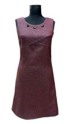 Sarafan stofa Peplum, Coral, Dresses For Work, Tops, Women, Fashion, Atelier, Moda, Fashion Styles