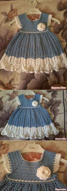 Платье для принцессы - Вязание