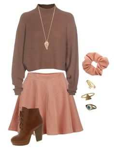 """""""Fading"""" by hellokitty522 ❤ liked on Polyvore featuring Paul & Joe Sister, Dorothy Perkins, Acne Studios, Pamela Love, Bling Jewelry, Love Nail Tree and Retrò"""