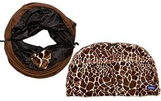 21 Pet Tunnel Toy And Cushion Bed By Petlike Foldable Play Tube For Kittens Puppies Rabbits And SmallSized Pets Detachable Bed For Entertainment Napping Sleeping Training Exercise Running -- Continue to the product at the image link.-It is an affiliate link to Amazon. #CatHouse Kittens And Puppies, Rabbits, Bean Bag Chair, Tube, Cushion, Image Link, Training, Entertainment, Exercise