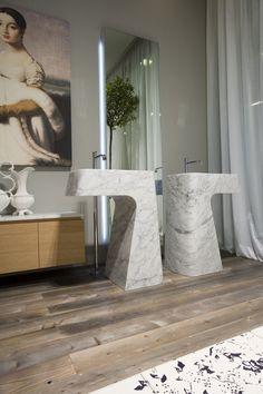 33 Best Antoniolupi Bathrooms Images Bathroom Bath Room Bathrooms - Brillante-glass-vanity-by-antonio-lupi