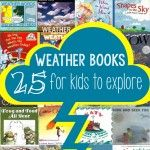 25 Weather Books for Kids