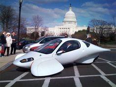 3 wheel car - aptera?