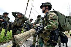 SERVICIO EN EL EJC - Página 46 - América Militar    Fuente: Ministerio De Defensa Nacional