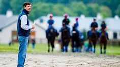 Trainer Graham Motion talks about his commitment to retired racehorses Dubai World, Run For The Roses, Training Center, Kentucky Derby, Horse Racing, World Cup, Graham, Trainers, Passion