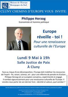 Conférence de Philippe Herzog le 9 mai 2016 à Cluny : http://clun.yt/1QyHMw1