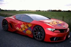 If BMW were a soccer team who would they be? FC Barcelona of course!! Check it out...