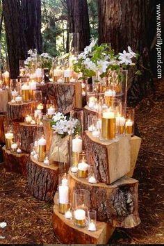 Wedding Magazine - 13 ways to transform an outdoor wedding venue More #GardenWeddingIdeas