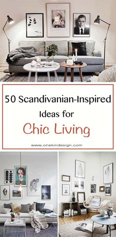 Chic Scandinavian-inspired design is all about clean lines, functionality, muted tones, plenty of texture for added warmth and pure simplicity of design.