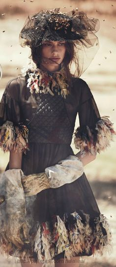 The Sweetest Thing - Cassi van den Dungen by Will Davidson for Vogue Australia April 2013