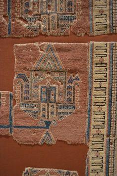 Spanish Synagogue Carpet