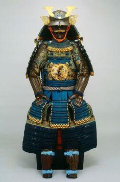 """amator-blogosphere:  """"Samurai armor  """""""