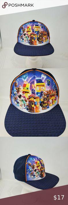 LEGO Classic Black Baseball Hat Cap