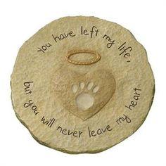 My favorite pet memorial! #PetLoss
