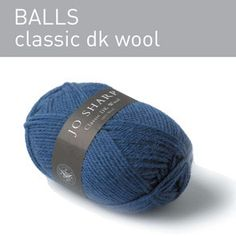 Classic DK Wool balls