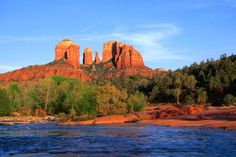 Red Rock Crossing, Sedona, Arizona. We used to go camping here every summer when I was a kid.  I want to take Robert here someday.