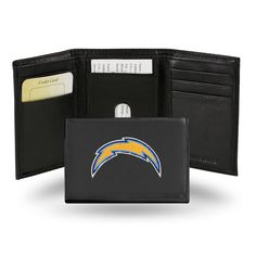 Rico Industries San Diego Chargers Men's Tri-fold Wallet