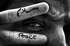 That what we need,please Pin it for world Peace.:O)
