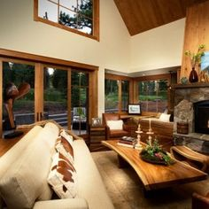 Awesome Rustic Home Interior Designs-13