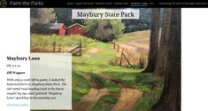 Off-Topic: Paintings of Michigan Parks