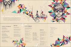 Album Covers by Soleil Ignacio, via Behance