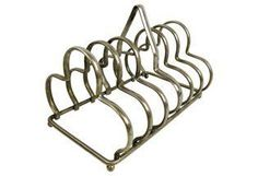 Silver Toast Rack | Tried & True | One Kings Lane