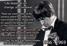 The Second Doctor (Patrick George Troughton Mar 1920 – 28 Mar Second Doctor, Good Doctor, Original Doctor Who, Doctor Who Companions, Classic Doctor Who, Doctor Who Quotes, Lost In Space, Torchwood, Geek Out