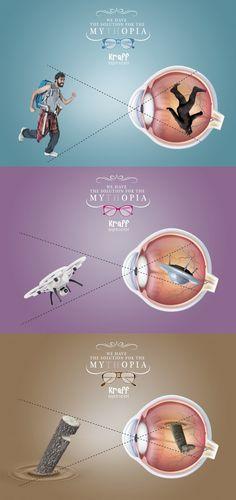 Kraff Optical Ads