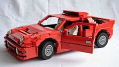LEGO Ford RS200 by Heiko Ruutel