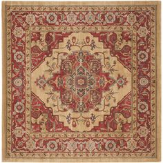 You'll love the Clarion Red Area Rug at Wayfair - Great Deals on all Décor  products with Free Shipping on most stuff, even the big stuff.