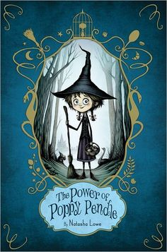 Natasha Lowe: The Power of Poppy Pendle - this is utterly adorable.  It's like a lighter Harry Potter, with more cookies and less murder. :-P  And you will crave Chocolate Butter Bread for days, so it's a good thing there are recipes at the end!