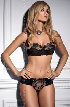 Charm and Lace Lingerie Boutique - Axami Rain Drop Push Up Bra | Luxurious Black Satin Bra Set, £29.99 (http://www.charmandlaceboutique.com/rain-drop-push-up-bra-luxurious-black-satin-bra-set/)