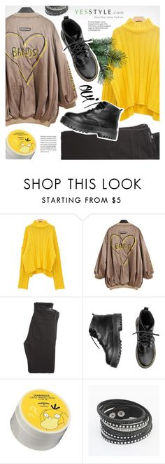 """""""YesStyle - 10% off coupon"""" by vn1ta ❤ liked on Polyvore featuring chuu, Citizens of Humanity, Goroke, Tony Moly, modern, Winter and yesstyle"""