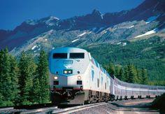 Amtrak Züge USA im USA Reiseführer http://www.abenteurer.net/470-usa-reisebericht/