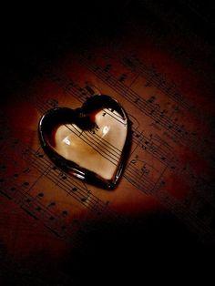 <3, heart, love, music, piano
