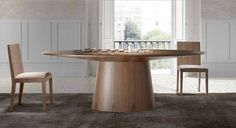 Cristal, madera, acero, forja, modernas, clásicas, nórdicas, contemporáneas…   #Mesas para comidas y cenas redondas  #Decoración  #Comedores #Muebles