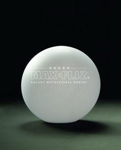 Lampa na zewnątrz/ ogrodowa Mantra Exterior Small Ball 1390 - Biurkowe - wyposażenie wnętrz Max-Fliz